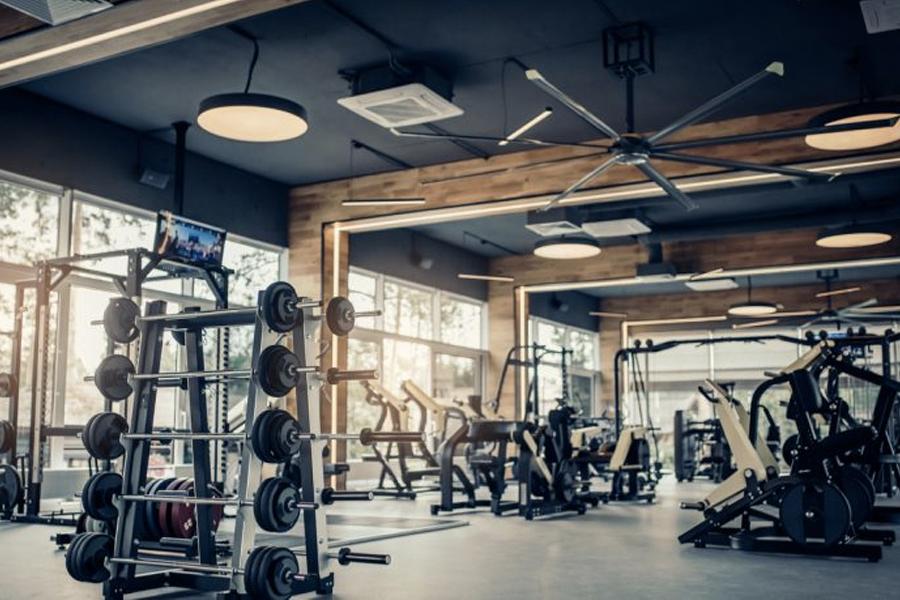 nicht wesentliche Dienstleistungen Fitnessstudio