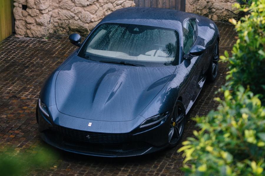 Ferrari Roma Sportwagen