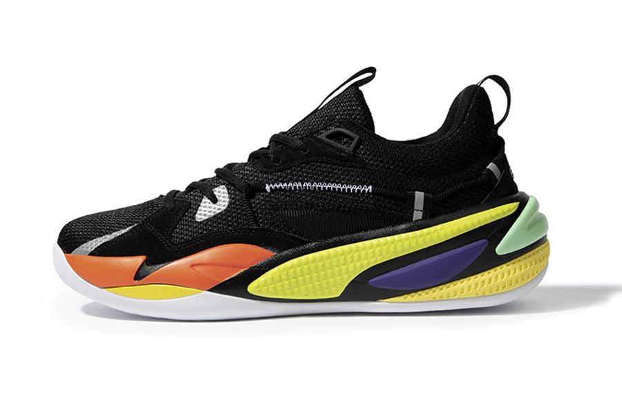 Von PUMA und J.Cole Release Dreamer inspirierter Basketball-Sneaker
