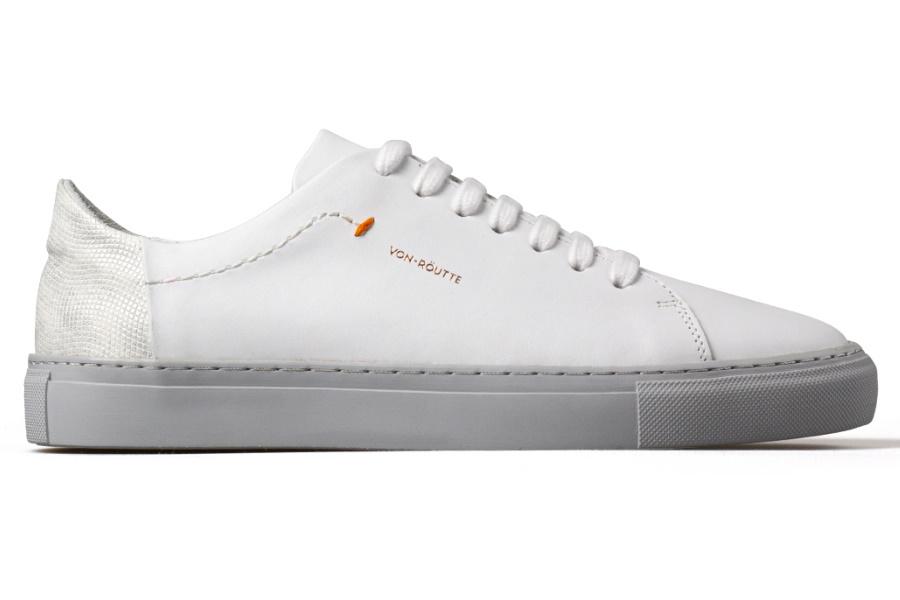 Von-Röutte weißer Sneaker