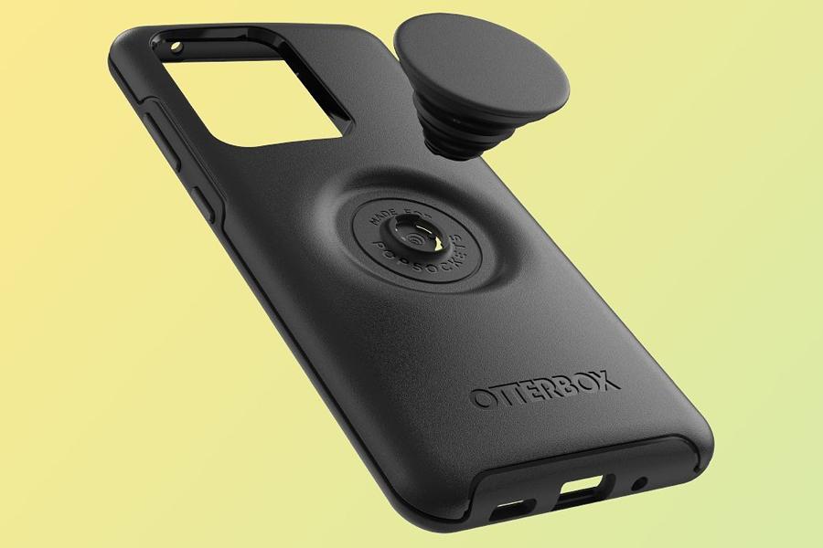 Die Otterbox-Telefonhülle bietet Komfort und Kreativität in der Handfläche