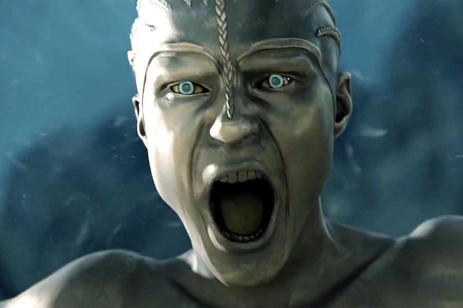 """Sehen Sie sich den atemberaubenden Trailer zu Ridley Scotts """"Raised By Wolves"""" an"""