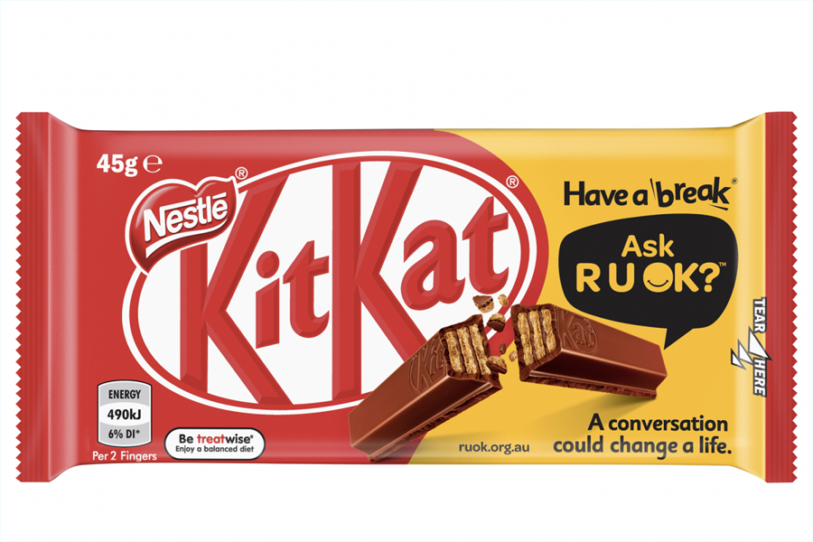 KitKat R U Ok