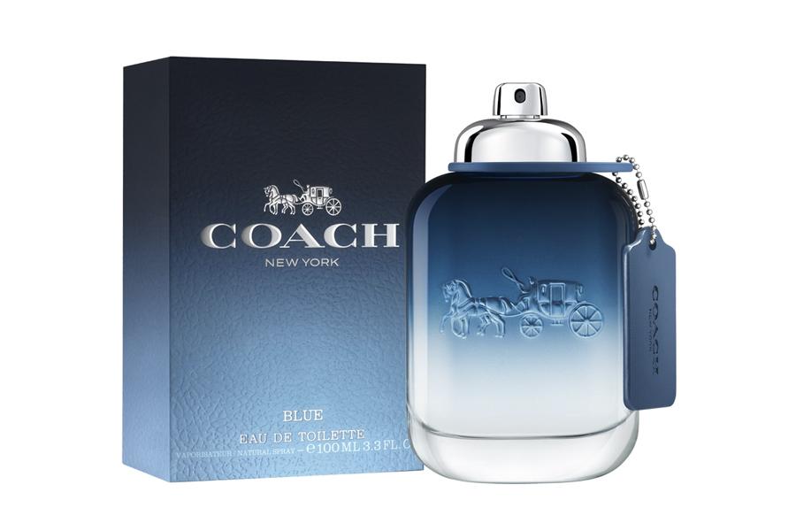Fühlen Sie die Freiheit der Straße mit dem neuen Coach Blue Fragrance