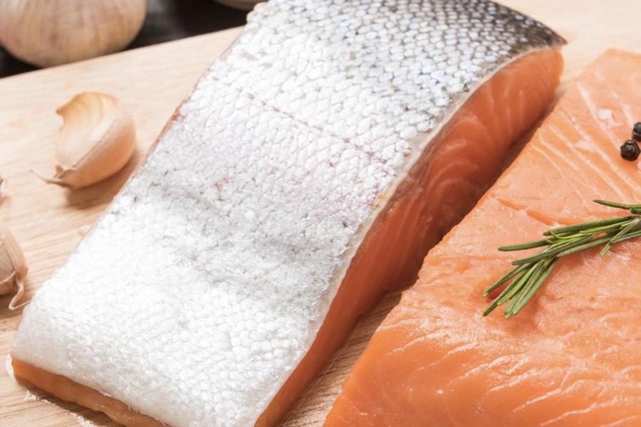 Beste gesunde Snacks zur Gewichtsreduktion - Lachs