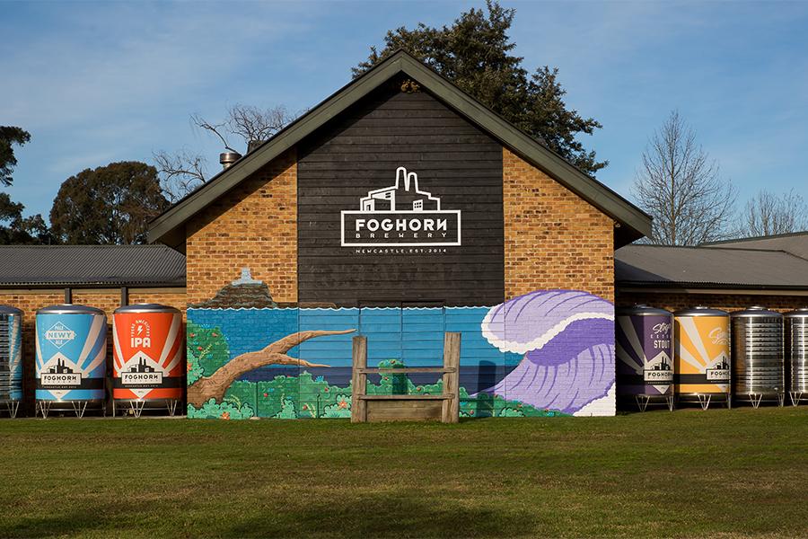 FogHorn Brauerei Hunter Valley 2