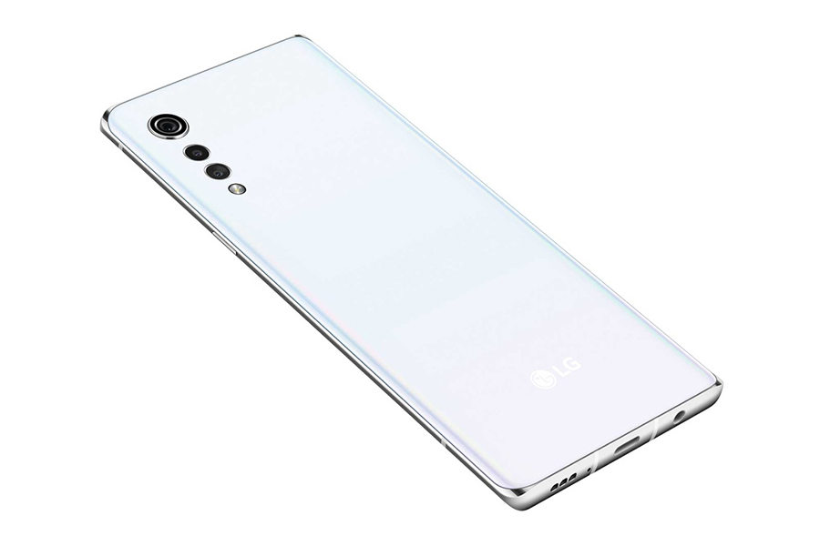 LG Velvet Smartphone-Kamera