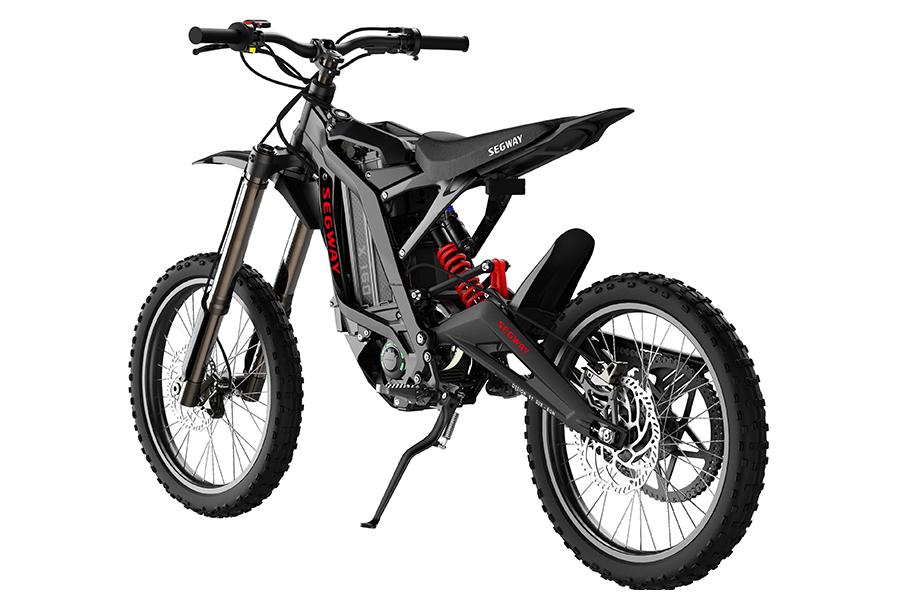 Segway Dirt E Bike Rückansicht