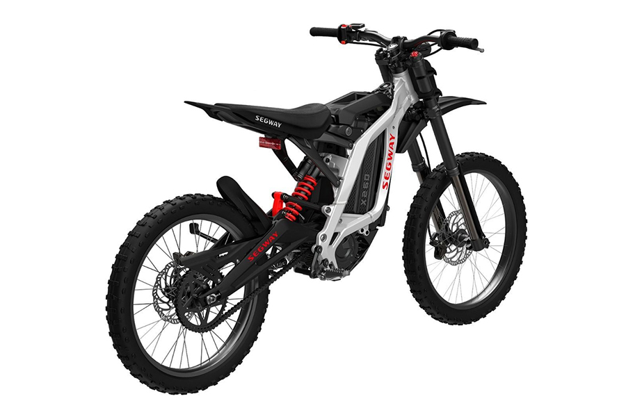 Segway Dirt Electronic Bike