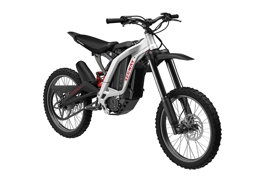 Segway Dirt E Bike Seitenansicht