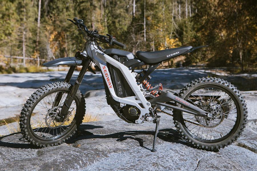 Segway wird mit neuem E-Bike schmutzig