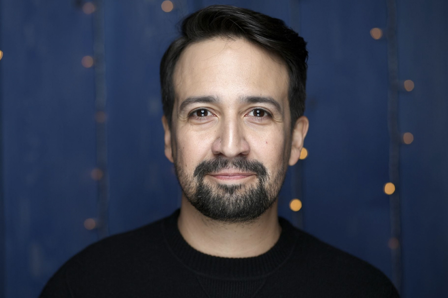 Höchstbezahlte Schauspieler 2020 - Lin-Manuel Miranda