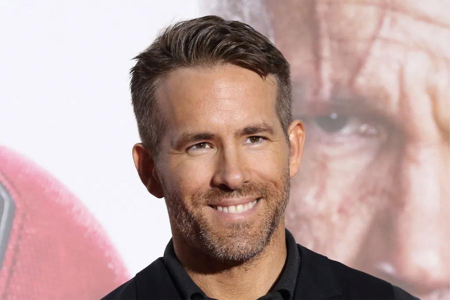 Höchstbezahlte Schauspieler 2020 - Ryan Reynolds