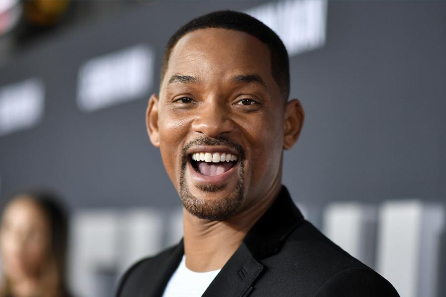 Höchstbezahlte Schauspieler 2020 - Will Smith