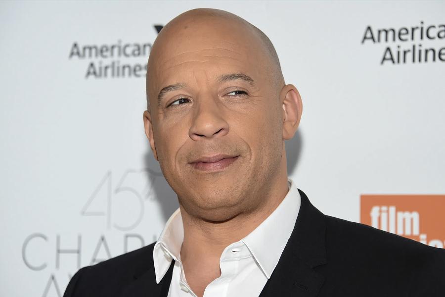 Highest Paid Actors 2020 - Vin Diesel
