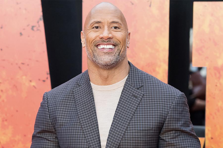 Höchste bezahlte Schauspieler 2020 - Dwayne Johnson