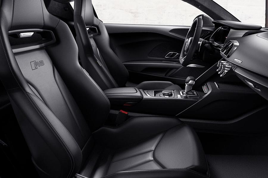 Audi R8 Coupé V10 Autositzbezug