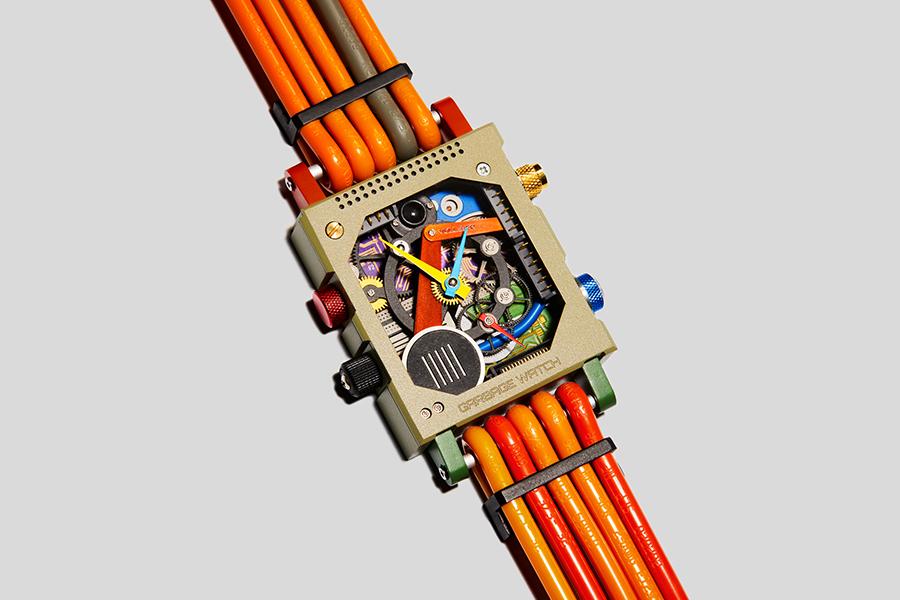 Vollebaks neue Uhr ist wirklich Müll