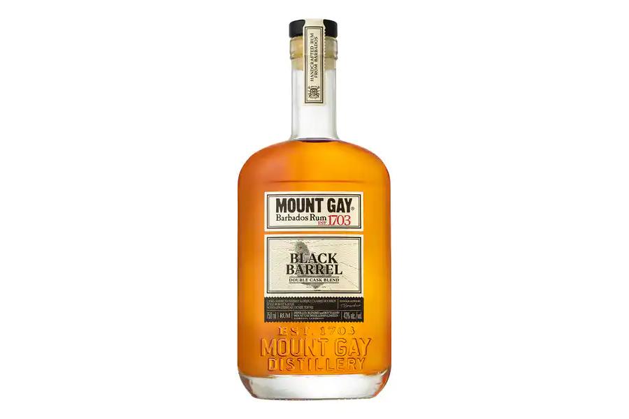 bester Rum für dunkel und stürmisch - Mount Gay Rum Black Barrel
