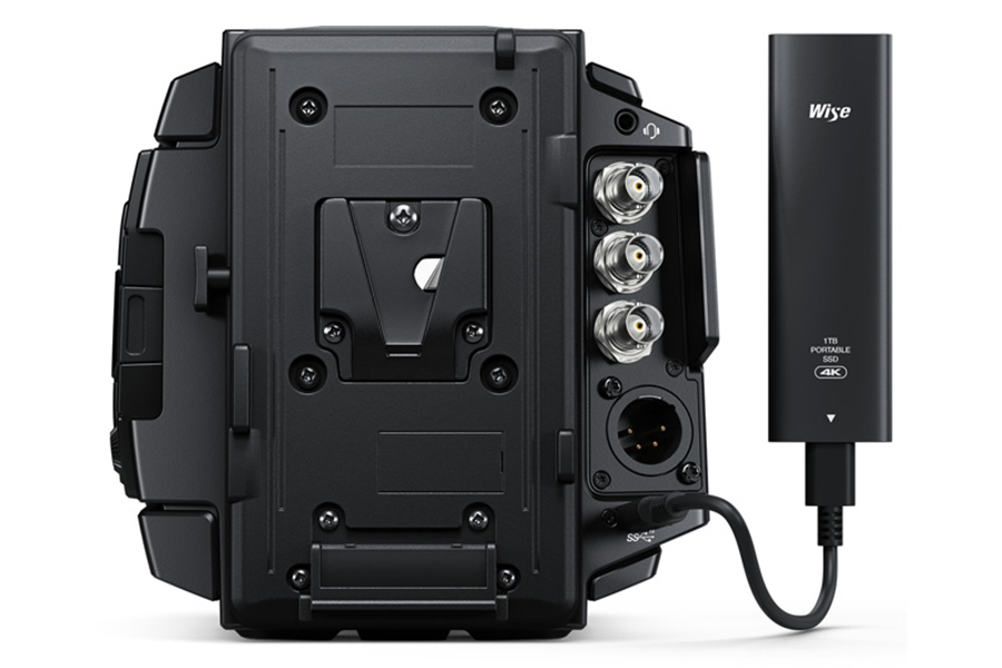 Black Magic Ursa Mini Pro Ladegerät
