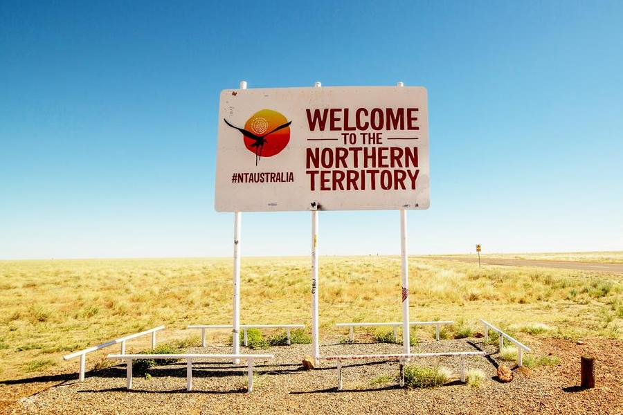Northern Territory Borders bleiben Berichten zufolge 18 Monate lang geschlossen