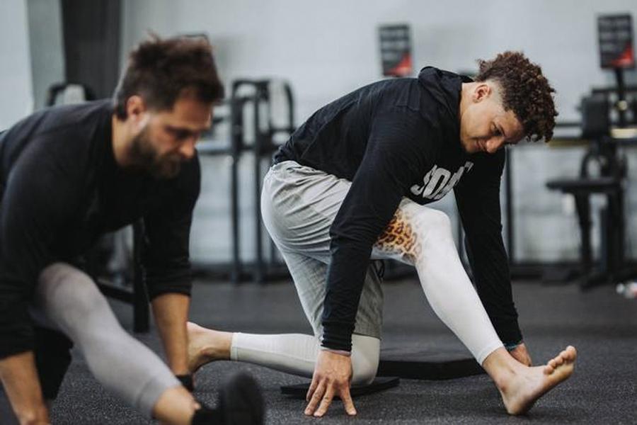 Patrick Mahomes Trainings- und Diätplan 2