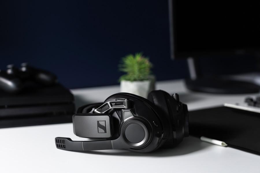 Spiel länger mit dem EPOS   Sennheiser GSP 670 Gaming Headset