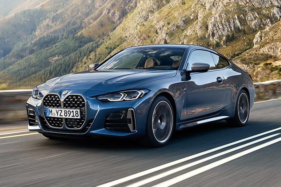 Das BMW 4er Coupé bekommt eine neue Identität