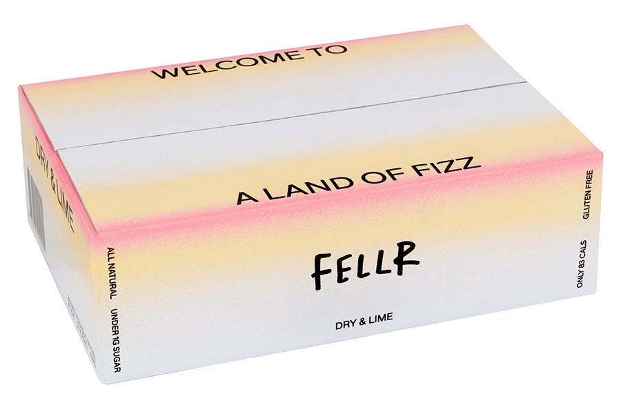 Fellr Seltzer Box
