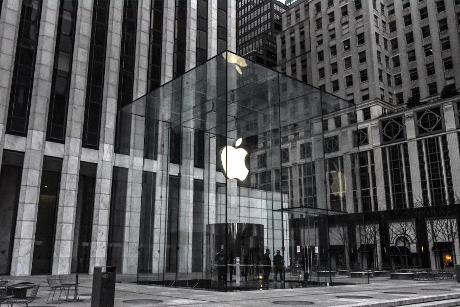Apple 2 Billionen US-Dollar 1