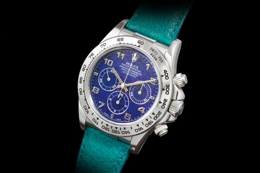 Dieser extrem seltene Rolex Cosmograph Daytona wurde gerade für 4,5 Millionen US-Dollar verkauft