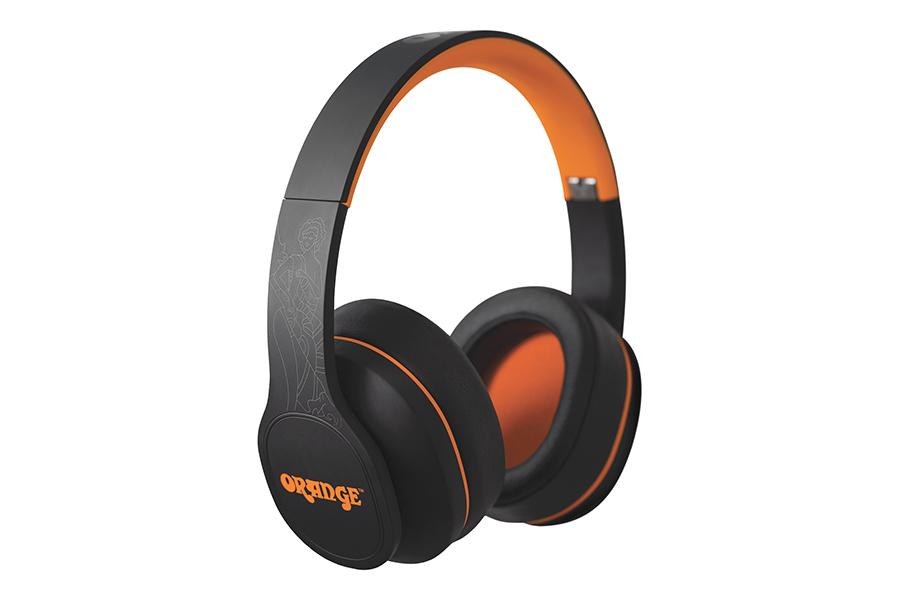 Orange Crest Kopfhörer