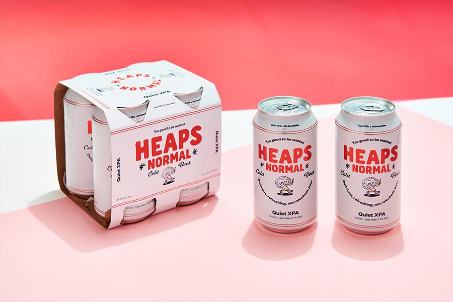 Das leise XPA von Heaps Normal ist Craft Beer ohne Kater