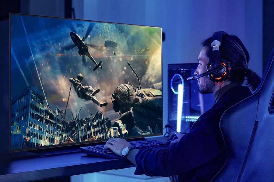 LG 48-Zoll-CX 4K OLED-Fernseher könnte Gaming-Monitor sein