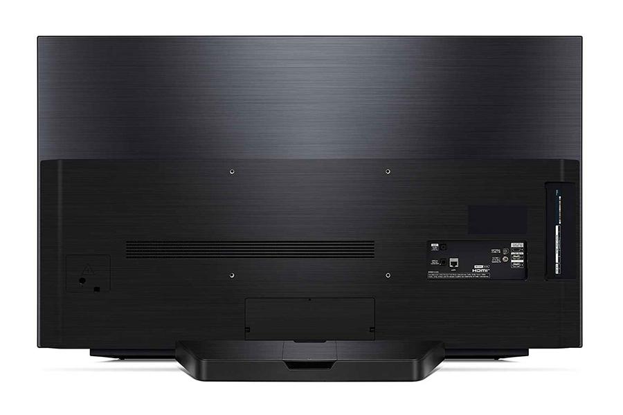 LG 48-Zoll-CX 4K OLED-Fernseher Rückansicht