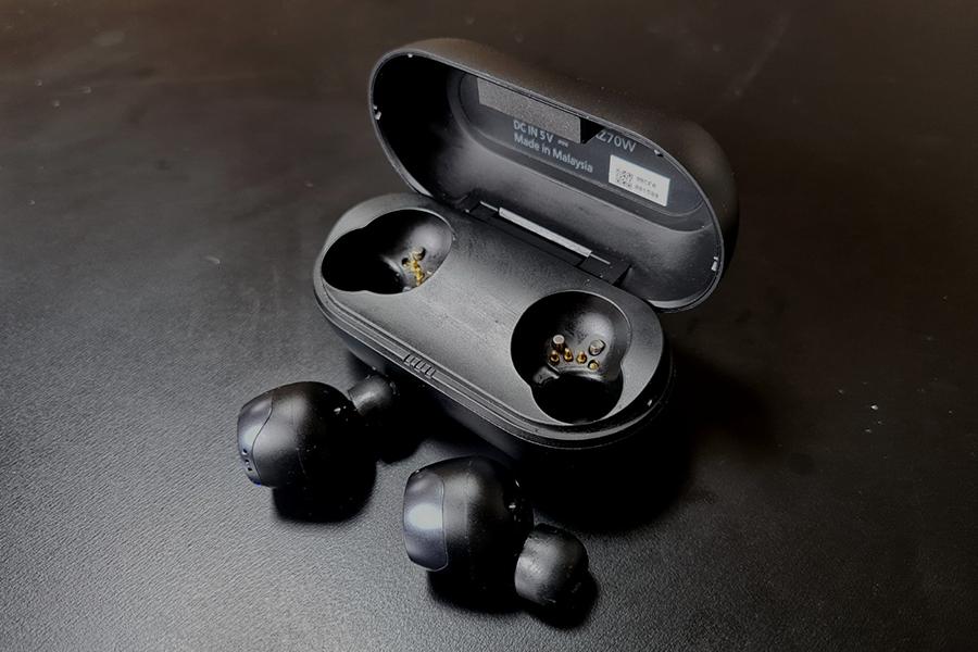 Technik EAH-AZ70W echte kabellose Kopfhörer