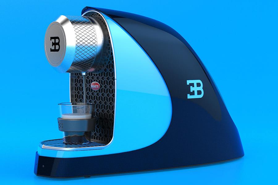 Bugatti Etiron Espressomaschine