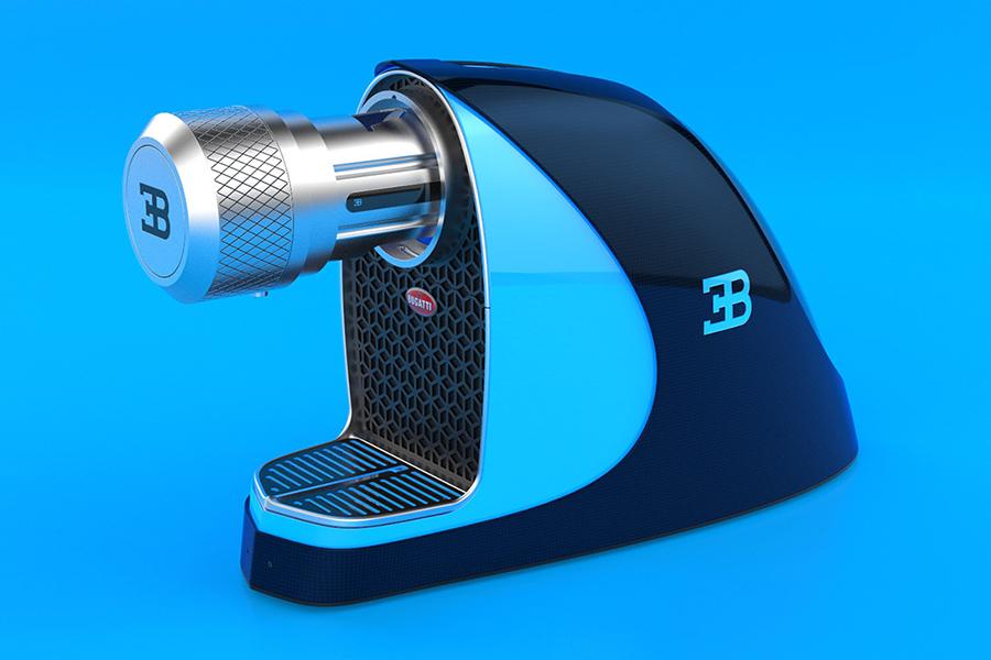 Bugatti Espressomaschine