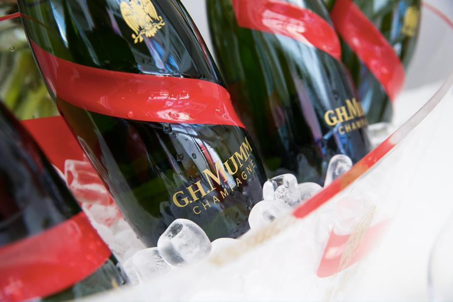 G.H. Mumm veranstaltet die weltweit größte virtuelle Champagnerverkostung