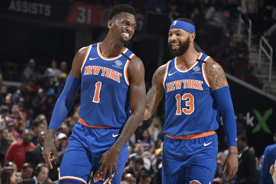 Wertvollste Sportmannschaften für 2020 - New York Knicks