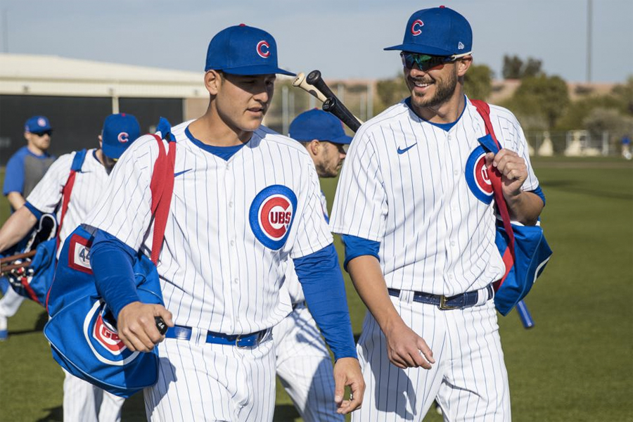 Wertvollste Sportmannschaften für 2020 - Chicago Cubs
