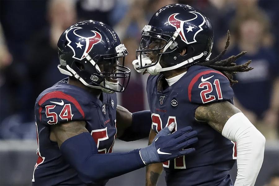 Wertvollste Sportmannschaften für 2020 - Houston Texas