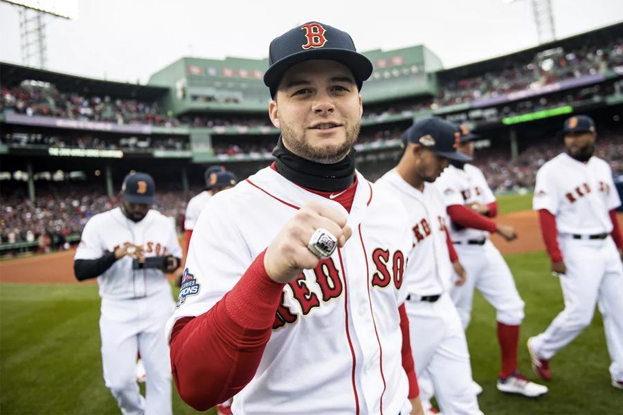 Wertvollste Sportmannschaften für 2020 - Boston Red Sox