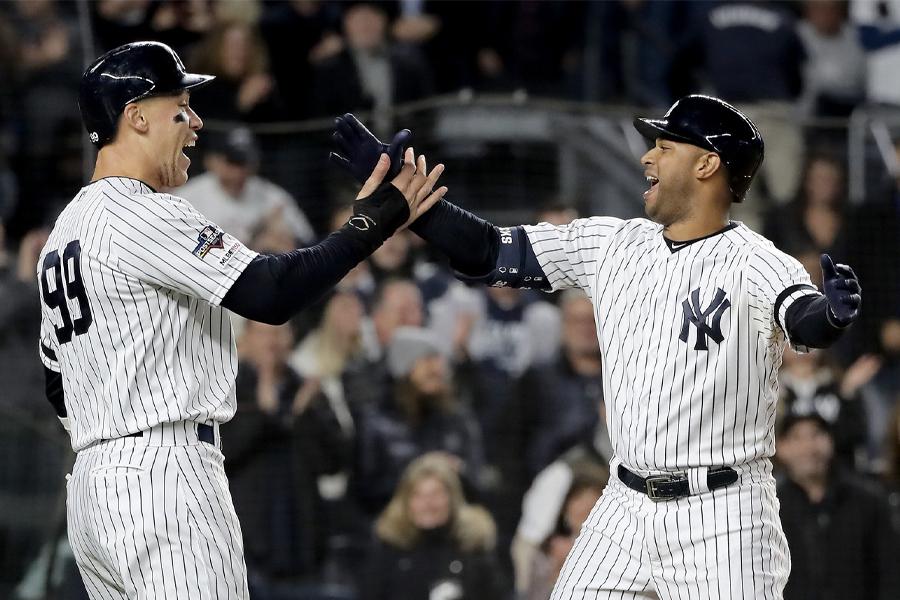Wertvollste Sportmannschaften für 2020 - New Yorker Yankees