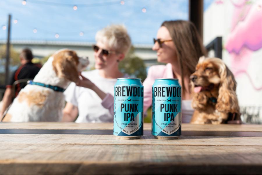 Mit dem neuen Programm von BrewDog erhalten Sie Freibier für Sie und Ihren Hund
