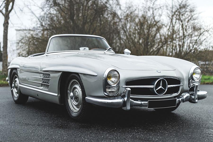 1958 Mercedes Benz 300 SL Roadster kostet 1,2 Millionen US-Dollar