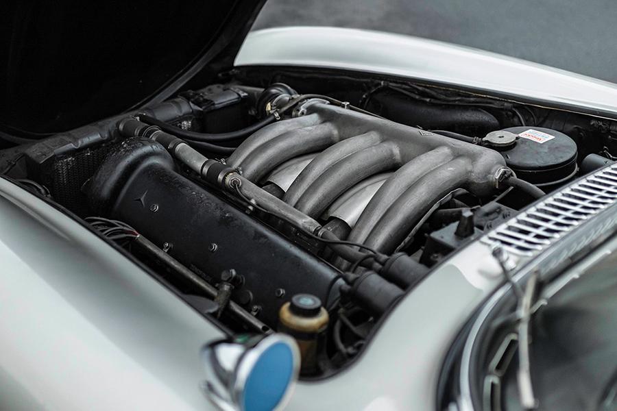 Mercedes Benz 3000 SL Roadster für Auktionsmotor