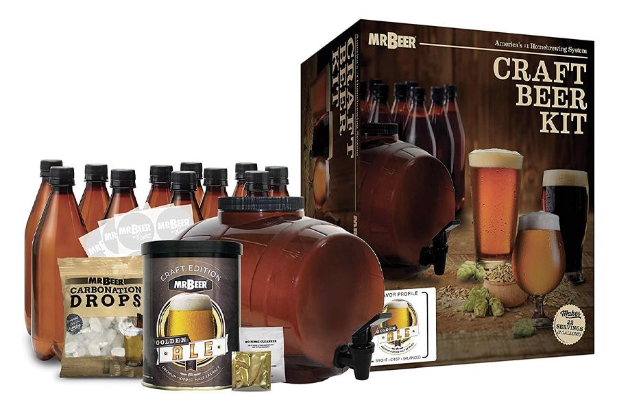 Beste Home Brew Kits - Mr. Beer Craft Beer Kit