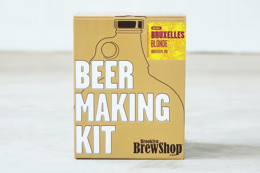 Beste Home Brew Kits - Bruxelles Blonde Beer Making Kit