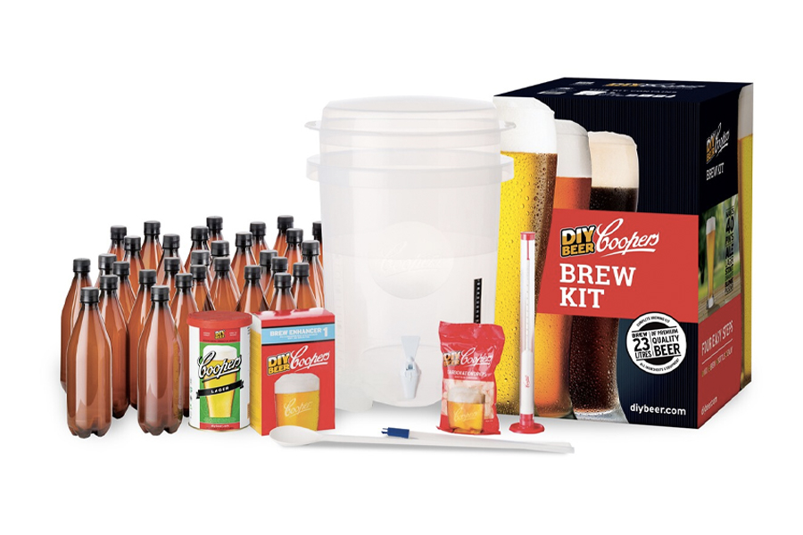 Beste Home Brew Kits - Coopers DIY Home Brewing Kit